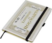 Hole In The Wall Harry Potter: Hogwarts Express Ticket Premium A5 Notebook