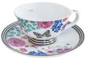 Melli Mello Tea Cup&Saucer Nora