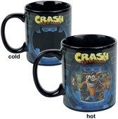 Crash Bandicoot - Heat Change Mug MERCHANDISE