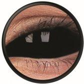 Black sclera lenzen - 22mm - volledig zwarte lenzen - Kleurlenzen