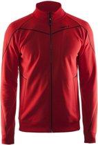 Craft In-The-Zone Sweatshirt Men bright red 3xl