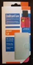 Wallet case voor Samsung Galaxy S4 Roze