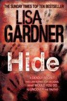Boek cover Hide (Detective D.D. Warren 2) van Lisa Gardner (Onbekend)