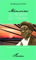 Mémoires du président des Comores