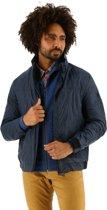 S4 Jackets heren jack modern fit blauw_54, maat 54