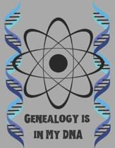 Genealogy is in My DNA