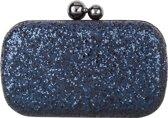 BULAGGI Sesto clutch - Donker blauw