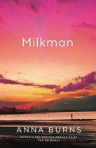 Boekomslag van 'Milkman'