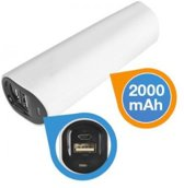 Xtorm A-Solar Xtorm XSC001 Power Bank 2000 mAh