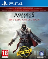 Assassins Creed - The Ezio Collection - PS4