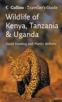 Boek cover Wildlife of Kenya, Tanzania and Uganda (Travellers Guide) van David Hosking (Paperback)