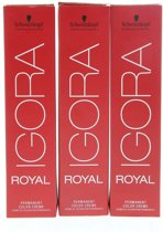 Schwarzkopf Igora Royal 8-1 - 60 ml - Haarkleuring
