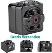 Saizi Verborgen (knoop)  dashcam  FULL HD 1080P - Mini cube - Spy camera