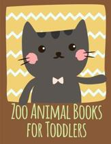Zoo Animal Books for Toddlers: Stress Relieving Animal Designs