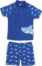 Playshoes - UV zwemsetje voor kids - Shark 74/80