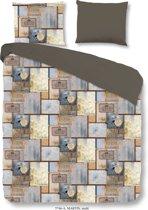 Good Morning 5746-P Martin - dekbedovertrek - lits jumeaux - 240x200/220 cm  - 100% cotton - multi