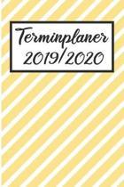 Terminplaner 2019 / 2020: Terminplaner 2019 2020 - Terminkalender A5, Unterrrichtsplanner & Lehrernotizbuch & Kalender