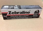 Zebraline kachelpoets - Zwart - 100ml - tube
