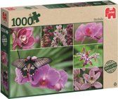 Jumbo Pc Holland Orchids Legpuzzel 1000 Stukjes