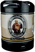 Perfect Draft Franziskaner Weissbier - 6 L