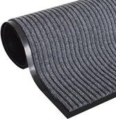 Deurmat PVC 150 x 90 cm (grijs)