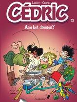 Cedric 21. aan het dromen ?