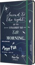 Moleskine notitieboek Peter Pan - Pirates - Large - Hard cover - Gelinieerd