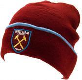 West Ham - Muts Omslag - Volwassenen - Bordeaux