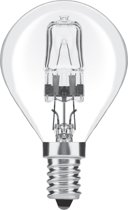 Bellson Eco-Halogeen Warmwit Kogellamp 42W E14 - dimbaar