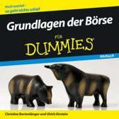 Grundlagen der Boerse fur Dummies Hoerbuch