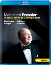 Menahem Pressler - In Recital At The Cite De La Musique (Paris, March 2011)