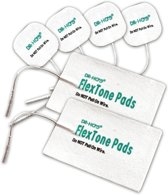 Dr. Ho Replacement Pads | 2 Grote pads en 4 massagepads