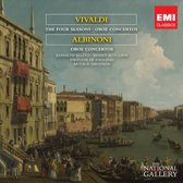Vivaldi: The Four Seasons; Oboe Concertos; Albinoni: Oboe Concertos