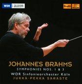 Brahms: Symphony No.1+3 1-Cd