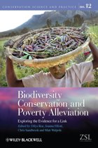 Biodiversity Conservation and Poverty Alleviation
