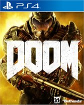 Bethesda Doom PS4 Basis PlayStation 4 Italiaans video-game