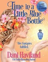 Time in a Little Blue Bottle