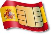 Data Simkaart Spanje 10GB