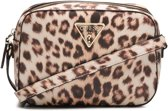 Guess Carys Dames Crossbodytas - Leopard