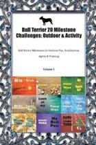 Bull Terrier 20 Milestone Challenges