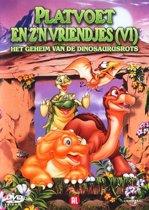 Platvoet 6 - Het Geheim Van De Dinosaurusrots (dvd)