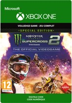 Monster Energy Supercross 2: Special Edition - Xbox One