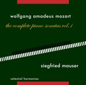 Wolfgang Amadeus Mozart: The Complete Piano Sonatas
