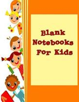 Blank Notebooks for Kids