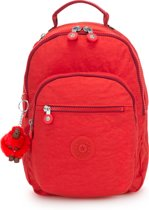 Kipling Clas Seoul S Rugzak - Active Red