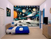 Walltastic Space Adventure - ruimte posterbehang - 305 x 244 cm