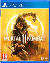 Cover van de game Mortal Kombat 11 - PS4