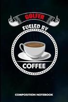 Golfer Fueled by Coffee