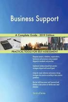 Business Support A Complete Guide - 2019 Edition