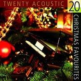 20 Acoustic Christmas Favorites